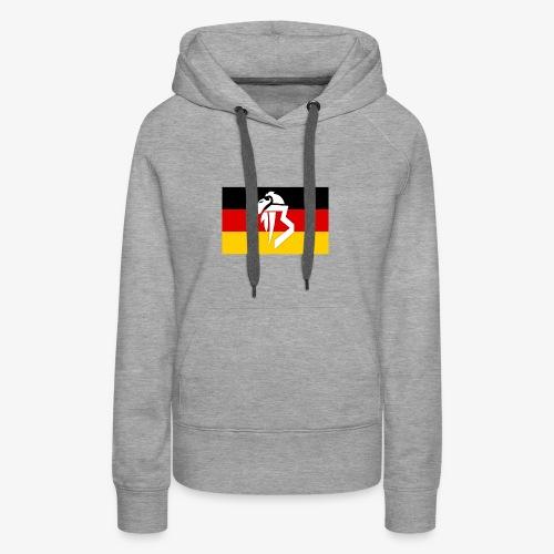 BaNg Deutschland Flagge - Frauen Premium Hoodie