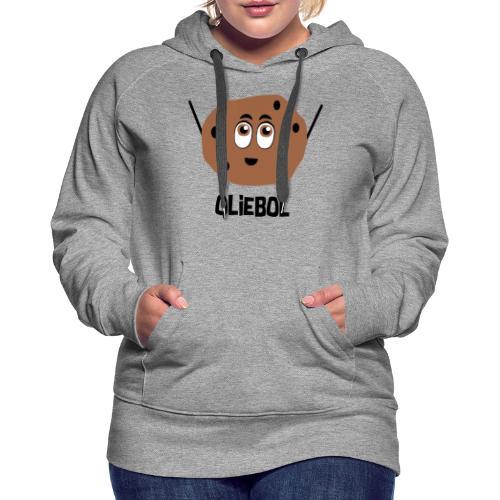 Oliebol - Vrouwen Premium hoodie