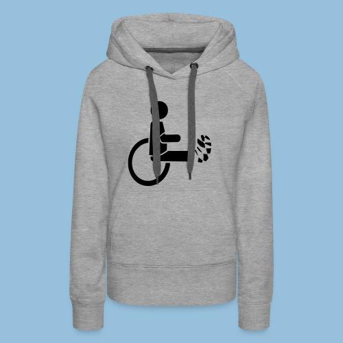 Gips2 - Vrouwen Premium hoodie
