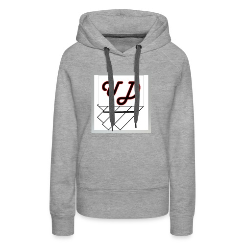 Abstract UD - Women's Premium Hoodie
