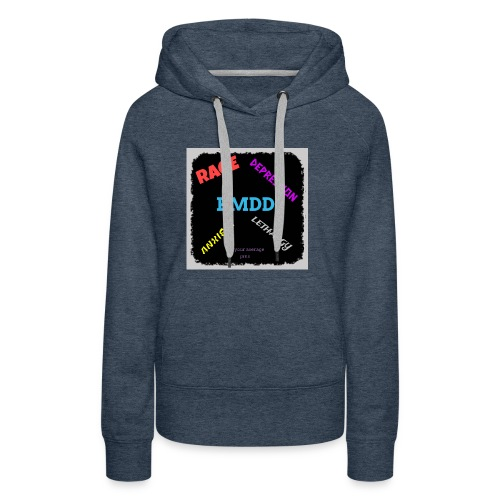 Pmdd symptoms - Women's Premium Hoodie