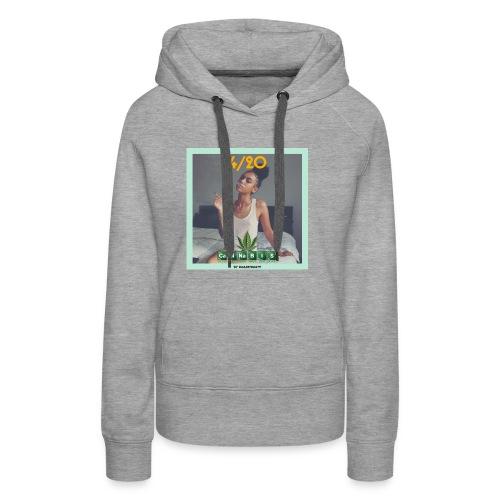 4/20 - Women's Premium Hoodie