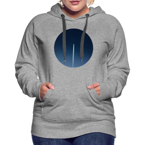 spaceflight - Frauen Premium Hoodie