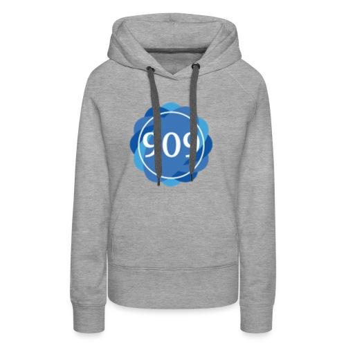 The Builders 909 Logo - Women's Premium Hoodie