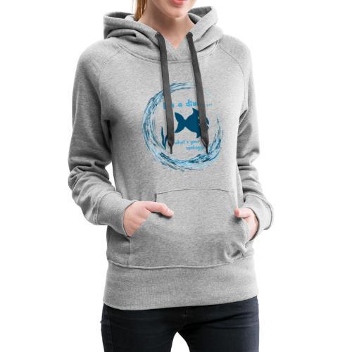 Diver - Frauen Premium Hoodie