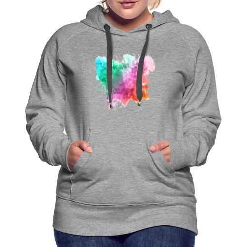 Tache - Sweat-shirt à capuche Premium pour femmes