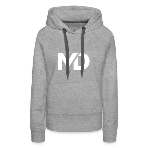 MD Clothing Official© - Sweat-shirt à capuche Premium pour femmes