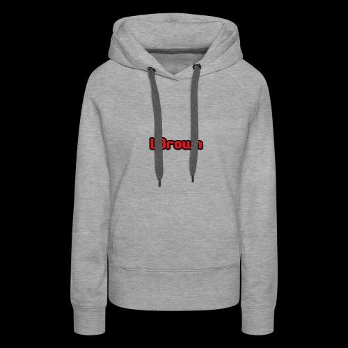 LBrown Merch - Women's Premium Hoodie