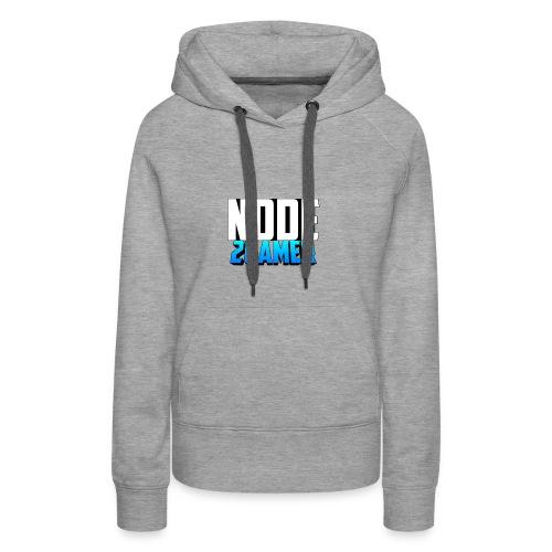 Official NoDe2Gamer T-Shirt - Frauen Premium Hoodie