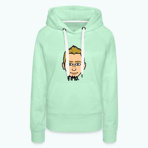 Logo TIMO. - Vrouwen Premium hoodie