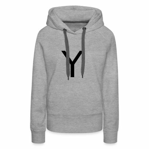 Y Shirts - Premiumluvtröja dam
