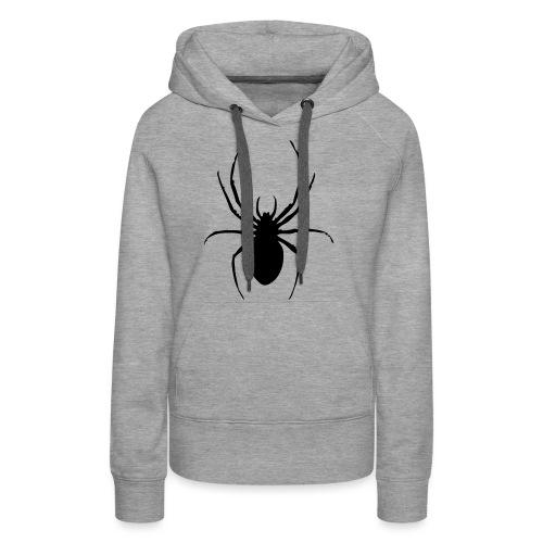 Spinne - Frauen Premium Hoodie