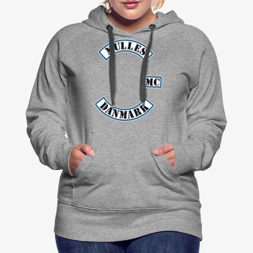PRØVER - Dame Premium hættetrøje