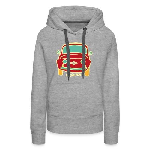 Voiture ancienne mythique - Sweat-shirt à capuche Premium pour femmes