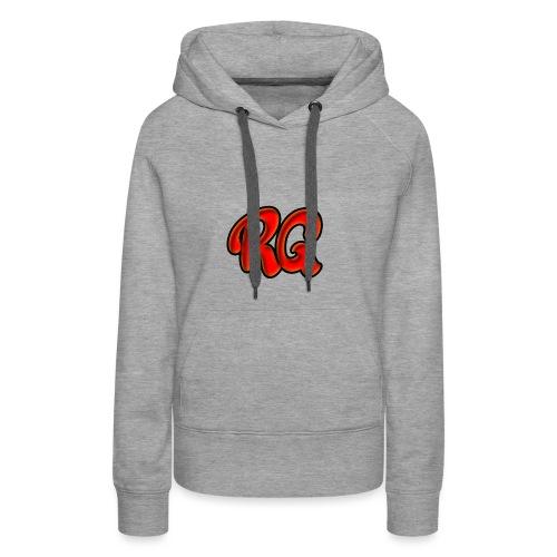 Rik Gaming - Vrouwen Premium hoodie