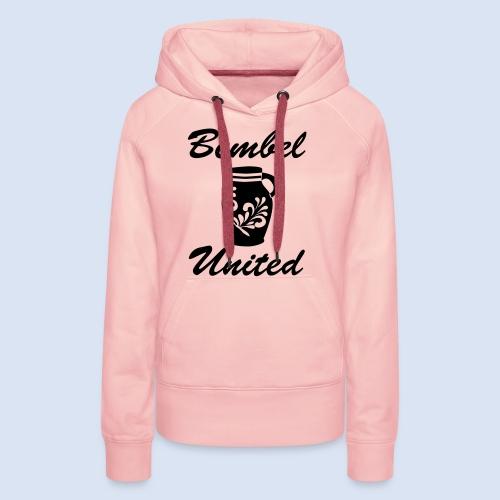 Bembel United Hessen - Frauen Premium Hoodie