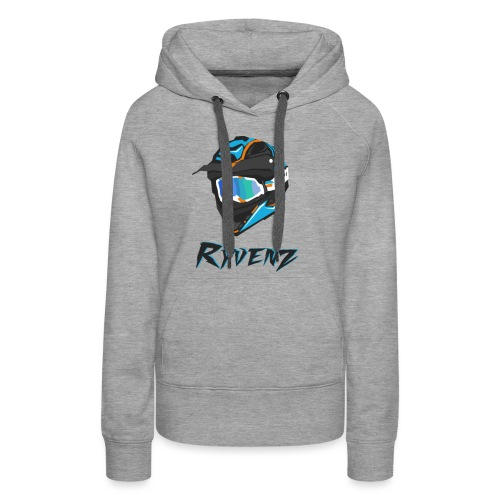 PULL RYVENZ N2 - Sweat-shirt à capuche Premium pour femmes
