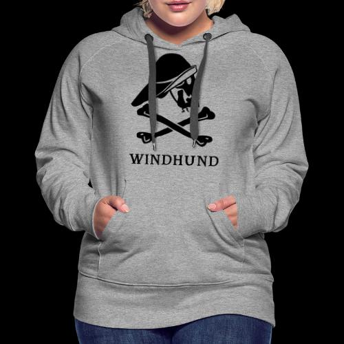 ~ Windhund ~ - Frauen Premium Hoodie