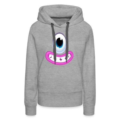Robot Smile -Tink - Women's Premium Hoodie