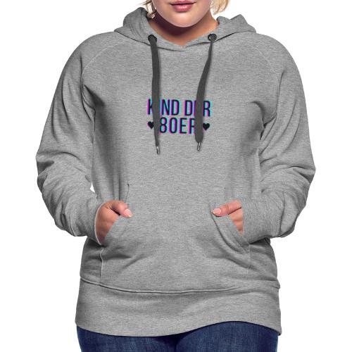 Kind der 80er - Frauen Premium Hoodie