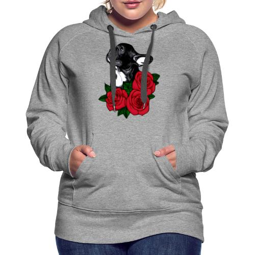 The French Bulldog Is So Famous - Women's Premium Hoodie