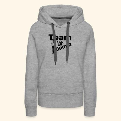 Team Jamie - Women's Premium Hoodie