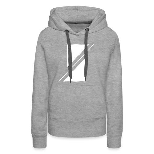 Muzik & Friendz Records Logo - Vrouwen Premium hoodie