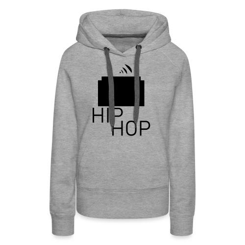 Hip Hop - Frauen Premium Hoodie