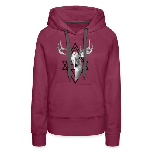 My Deer - Naisten premium-huppari
