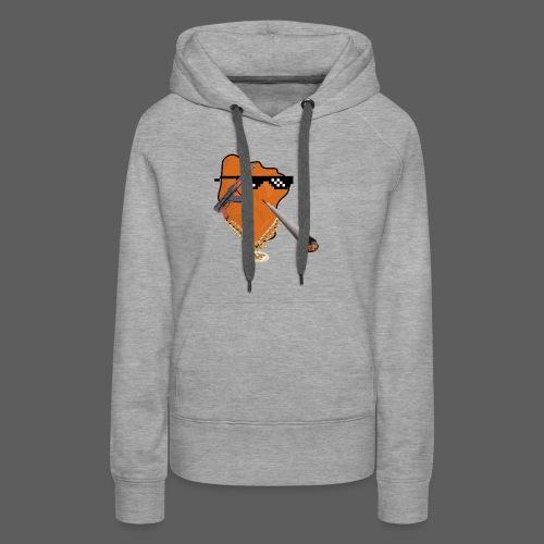 Snitchl - Frauen Premium Hoodie