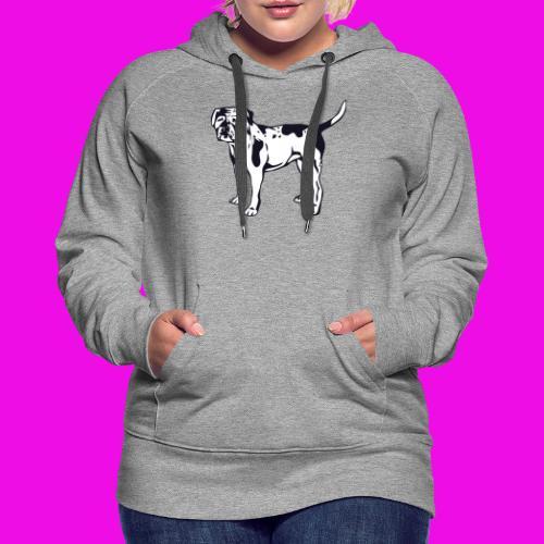 images 7 400vectorized - Sudadera con capucha premium para mujer
