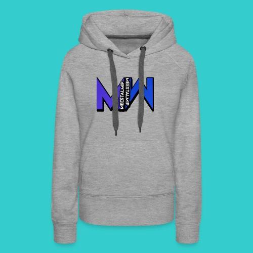 MeestalMip Shirt met lange mouwen - Kids & Babies - Vrouwen Premium hoodie
