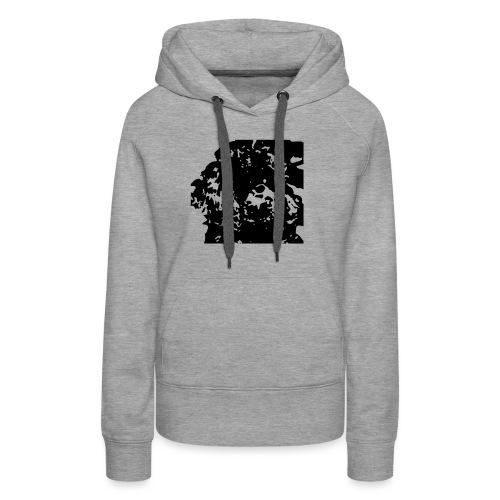 Doodlewelpe - Frauen Premium Hoodie