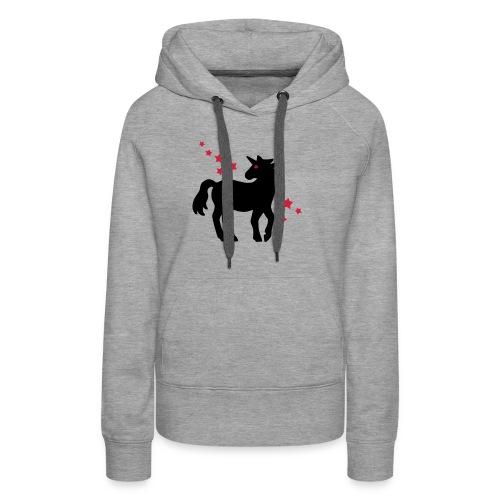 Einhorn - Frauen Premium Hoodie