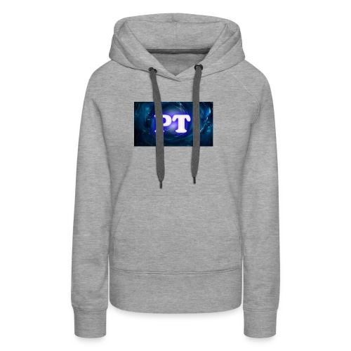 Project T Logo - Women's Premium Hoodie