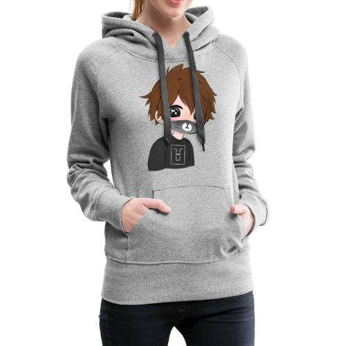Fan de The Louste Kawaii V2 - Sweat-shirt à capuche Premium pour femmes