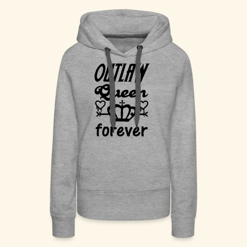 OutlawQueen Once Upon A Time Shirts - Women's Premium Hoodie