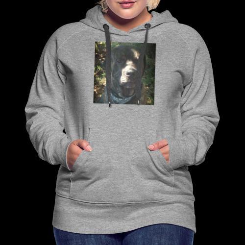Design Cane Corso - Sweat-shirt à capuche Premium pour femmes