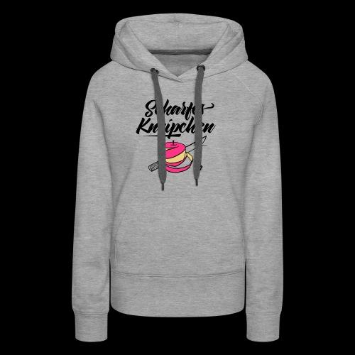 Scharfes Kneipchen - Frauen Premium Hoodie