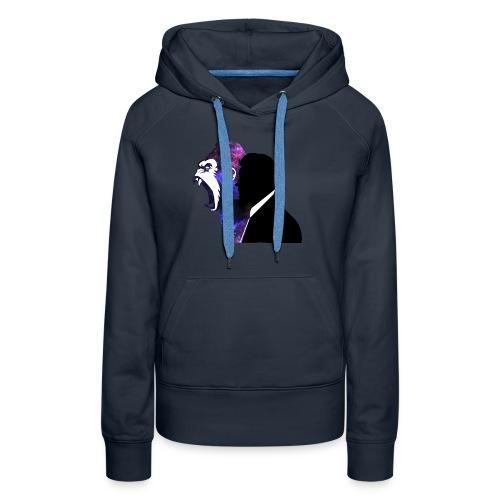 Gorilla - Vrouwen Premium hoodie