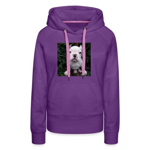 Billy Puppy 2 - Vrouwen Premium hoodie