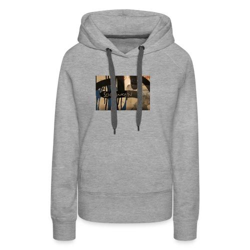 Schinken - Frauen Premium Hoodie