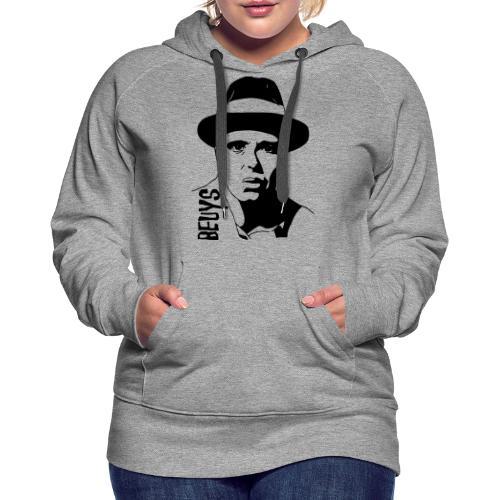 Joseph Beuys - Frauen Premium Hoodie