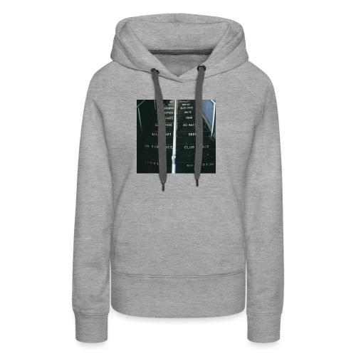 lawsoftechno - Vrouwen Premium hoodie