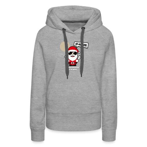 ho-ho-hodl-santa.png - Frauen Premium Hoodie