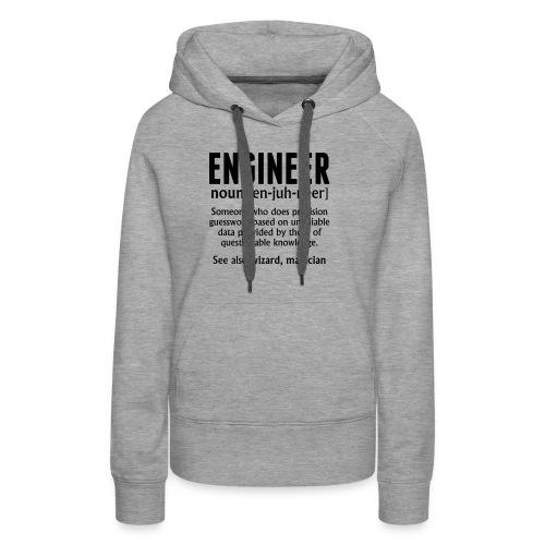 ENGINEER - Women's Premium Hoodie
