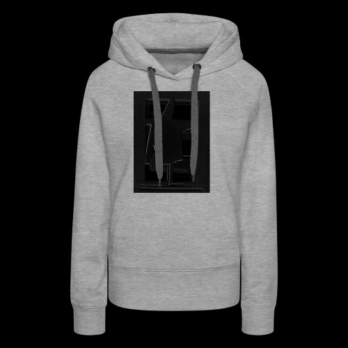 Dark Negative - Women's Premium Hoodie