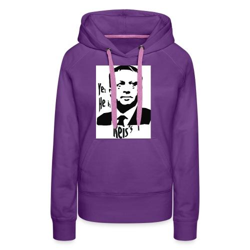 Erdogan - Sweat-shirt à capuche Premium pour femmes