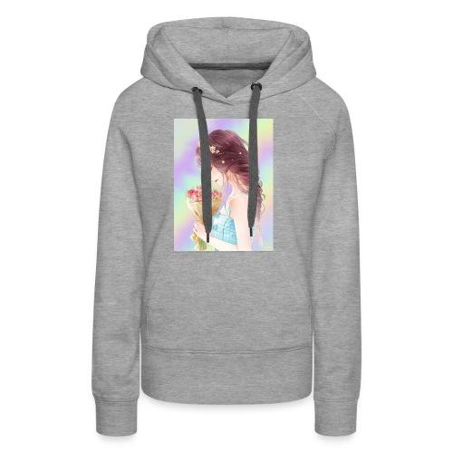 Girl - Vrouwen Premium hoodie