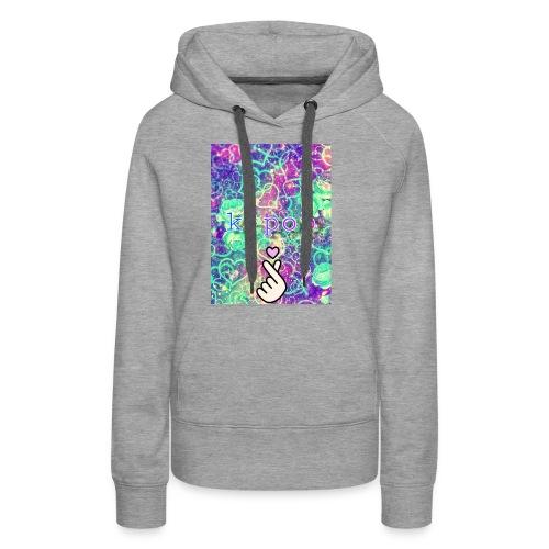 K-pop - Vrouwen Premium hoodie